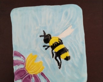 Bumblebee Accent Tile