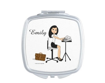 Court Reporter Compact - Personalized