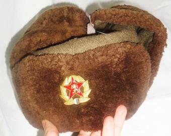 Vintage military hat 8f68b4c4459