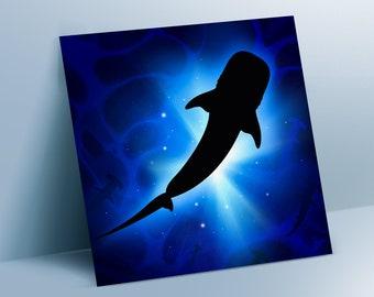 International Whale Shark Day Limited Edition Art Print