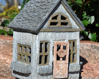 Willow Ridge Fairy House for Miniature Garden, Fairy Garden