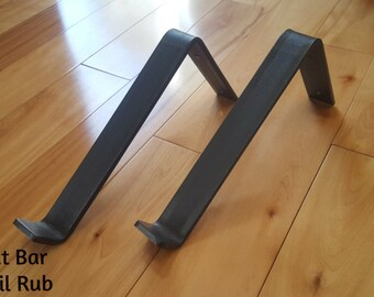 "1.5"" Metal Shelf Brackets - Shelf Bracket - Steel Shelf Brackets - Iron Shelf Brackets - Industrial Shelf Brackets - Rustic Shelf Brackets"
