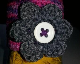 Newborn Flower Beanie