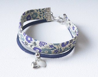 DIY jewelry kit, liberty bracelet, Do it yourself, create your liberty bracelet