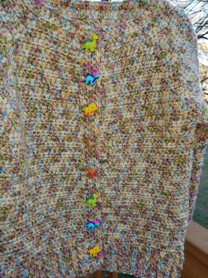 Dino Sweater Set
