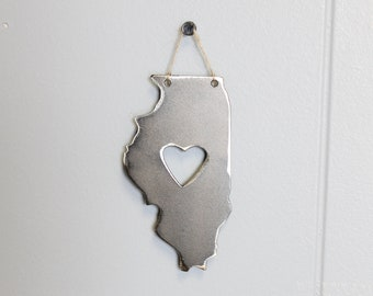 State Ornament , Realtor gift, Closing gift, First home together