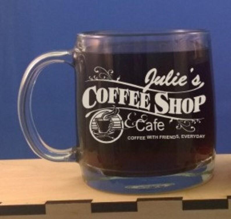 Personalized 13 oz. Coffee or Tea Mug-Wedding Gift-Anniversary image 0