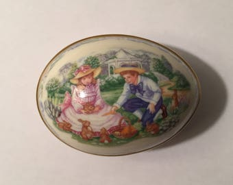Lenox easter egg 1989 victorian easter eggs lenox easter egg 1991 sharing easter gifts negle Choice Image