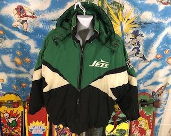 d25e55c4 Jets jacket | Etsy