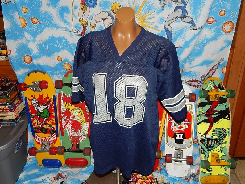 meet 206d3 729fa Bernie Kosar Dallas Cowboys Football Jersey - sz XL - vintage 90s cleveland  browns nfl shirt