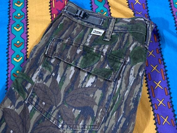 vintage Duxbak Realtree camo pants - sz M - 32/34