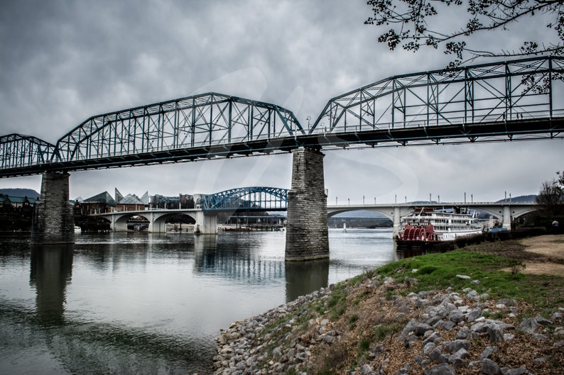 The Delta Queen's last day in Chattanooga, TN