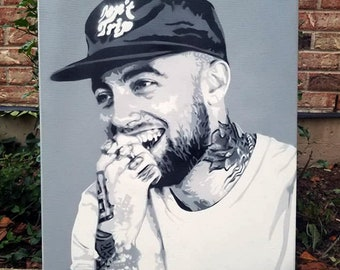 Mac Miller Spray Painting 6d1b7346722