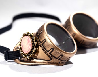 Steampunk Goggles Victorian Style