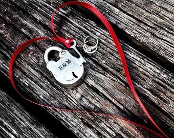 Padlock Love Lock Personalized Padlock