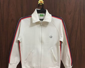 db619851 Fred perry track top | Etsy
