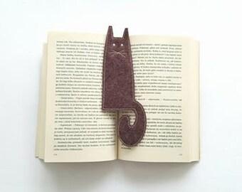 Cat - the bookmark