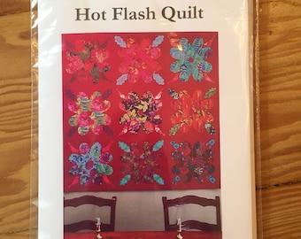 Quilt Pattern - Large Flower Applique'
