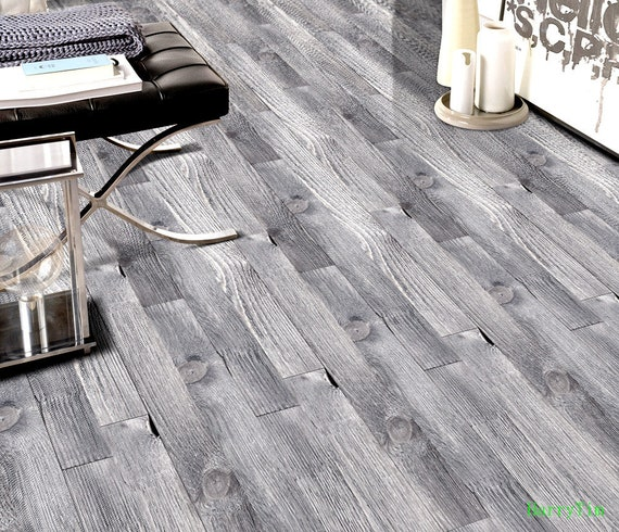 Peel And Stick Floor Planks Vinyl Tiles Wood Pattern Vinyl Etsy