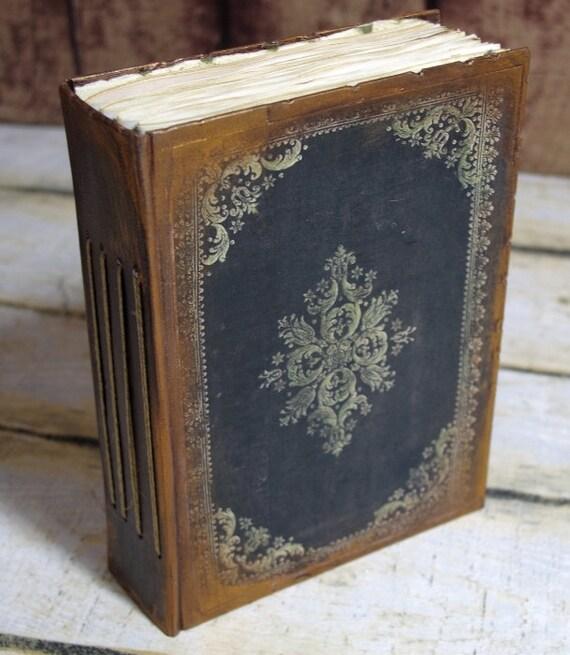 Ancien Carnet De Notes Carnet De Voyage Hommes Journal