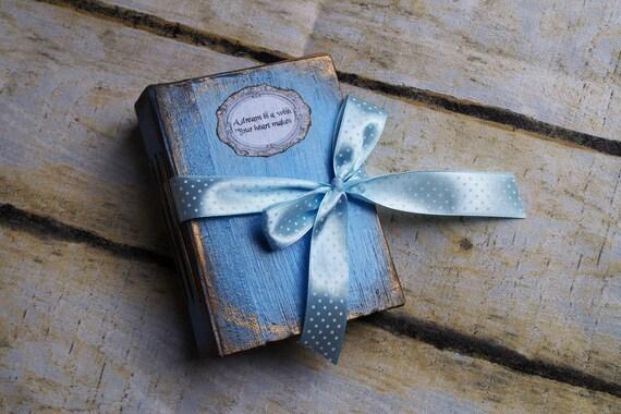 Wedding Po Book | Cinderella Wedding Guest Book Small Vintage Fairytale Wedding Etsy