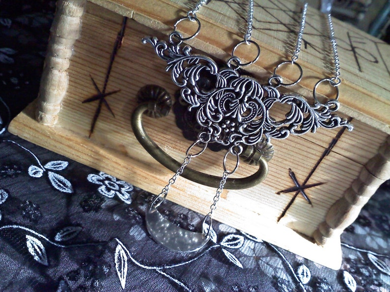 Necklace of the Moon Goddess