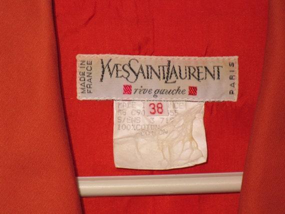 """Yves Saint Laurent """"Rive Gauche"""" Suit (EU Size 38)"""