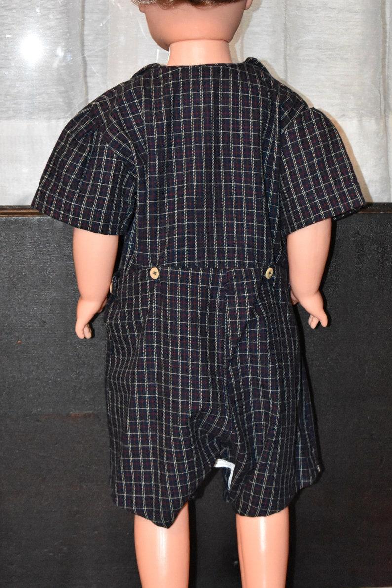 Charles Plaid Shorts Set
