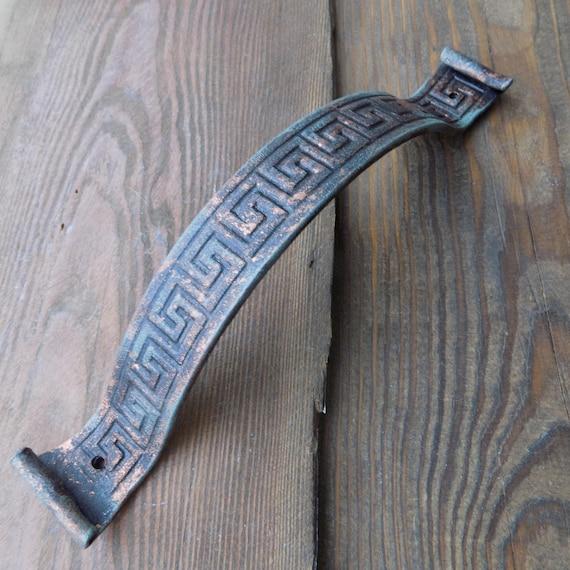 - Metal Handle / Antique Style Door Handles / Barn Door Handle