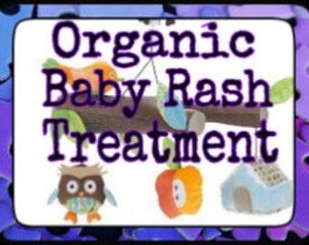 Baby Rash Treatment; Organic