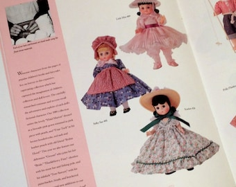 Madame Alexander Doll Catalog   The 1989 Collection