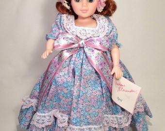 April Madame Alexander Doll # 1533 | 14 inch Spring Birth Month Doll