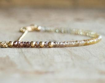 Genuine Zircon Bracelet