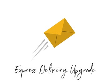 Express Shipping Upgrade (After Purchase)