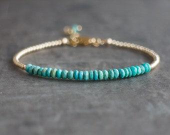 Turquoise Bracelet - December Birthstone