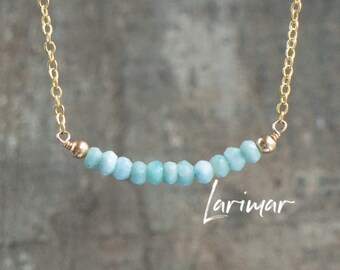 Necklace•Gemstone Bar