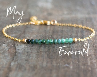 Bracelet•Gemstone Bar