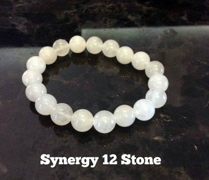 Stacking Empaths Synergy 12 Healing #1158 On Hold For Leigh till April 2 Azeztulite Bracelet Unisex Self Care Light workers Jewelry