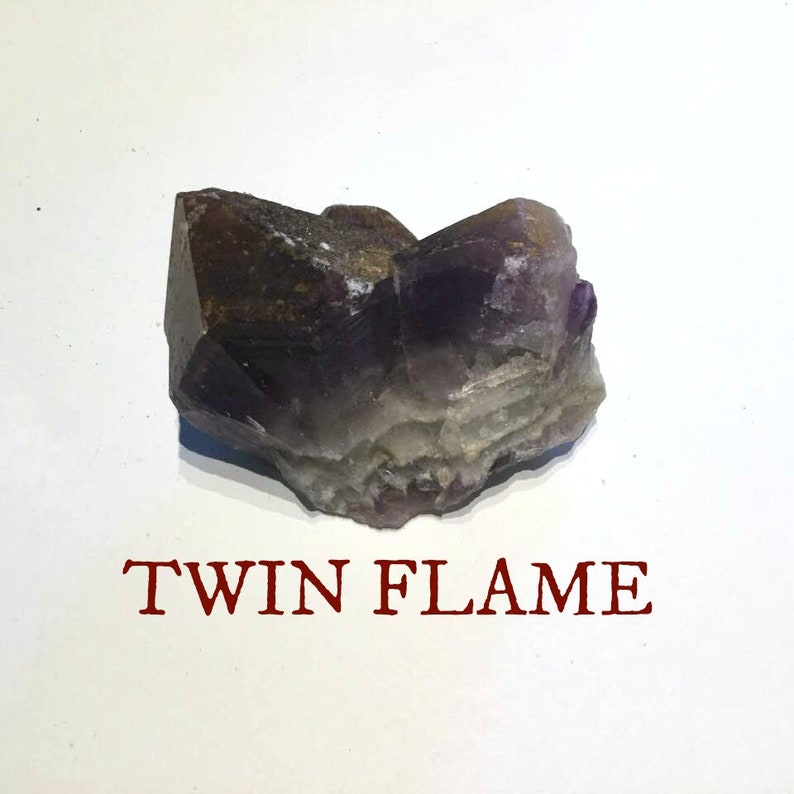 Twin Flame/Soulmate Auralite 23 Red Cap Lemurian Crystal Healing Pendant   Find your twin flame  Thunder Bay Amethyst, Metauralite  #98