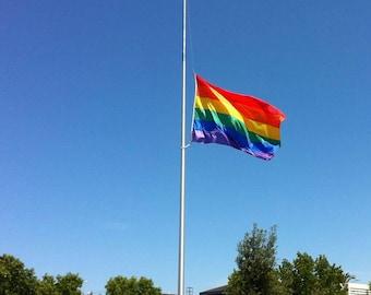 Rainbow Pride Flag 12'x18'