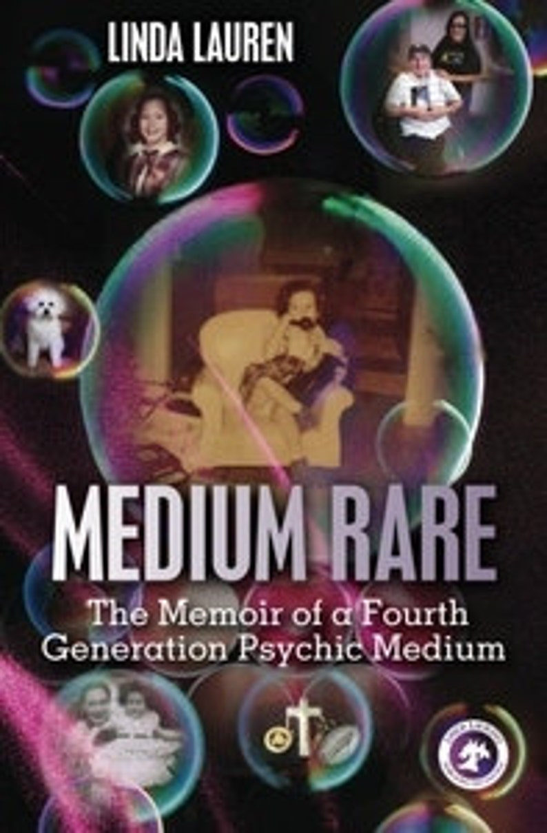 Medium Rare the Memoir of a 4th Generation Psychic Medium by image 0