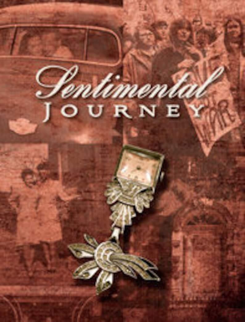 Sentimental Journey a Time Travel Romance by Linda Lauren image 0