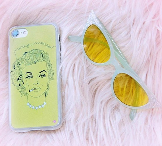 Marilyn Monroe iphone case