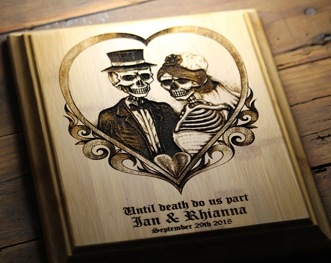 Wood Wall Hanging Plaque