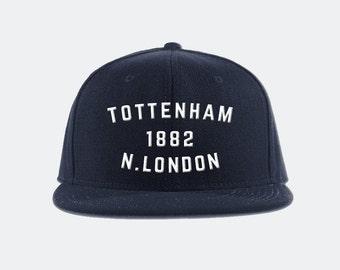 4145452ff4f Tottenham Hotspur FC Snapback Hat - Premier League soccer football snapback  hat
