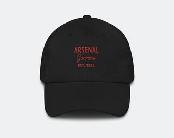 90e5feba2d1 Arsenal FC Snapback Hat Highbury Gunners Premier League