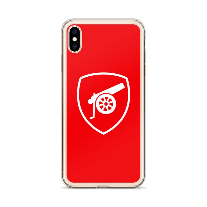 arsenal iphone 8 case