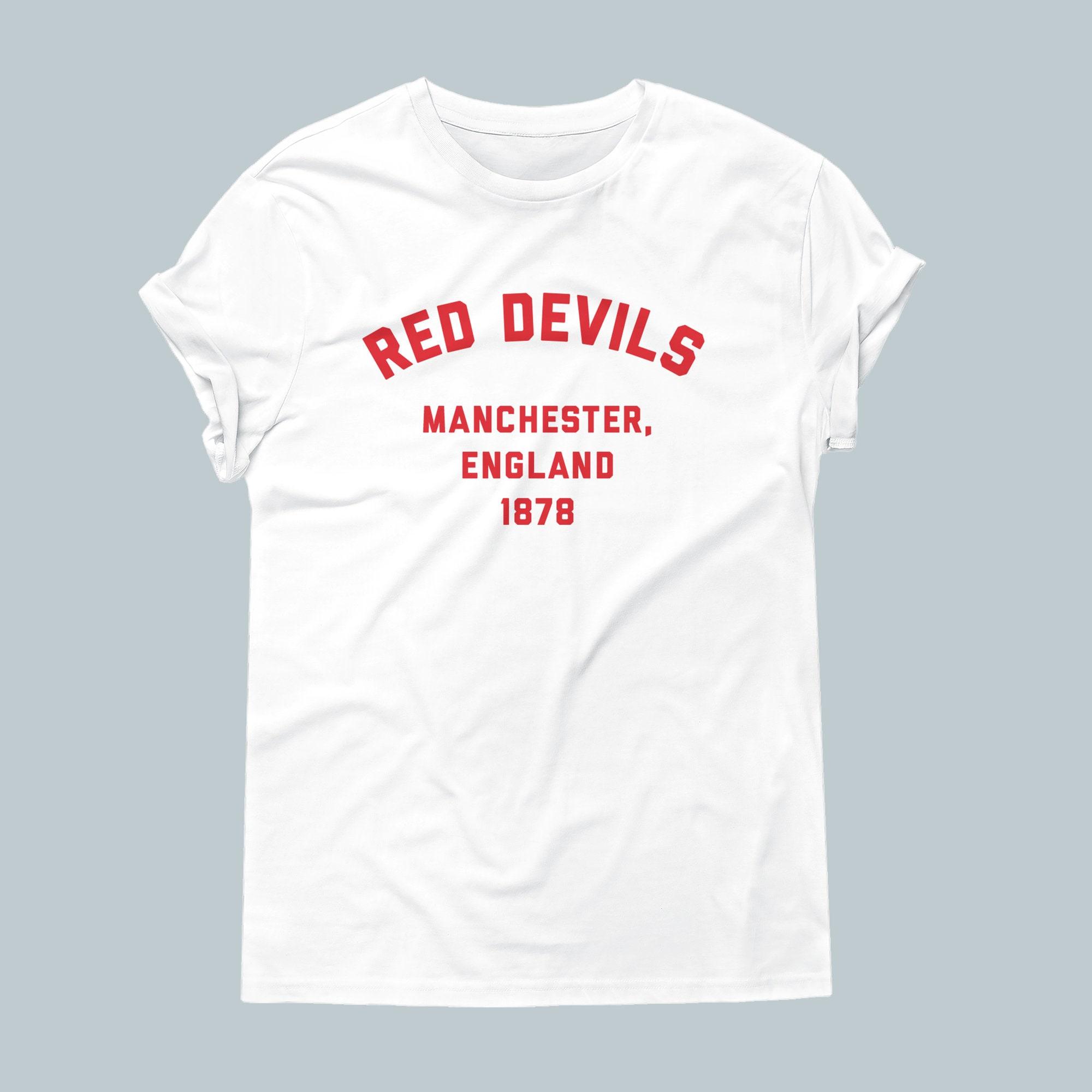 046e61913c7 Manchester United FC Red Devils PE Style Unisex Men s