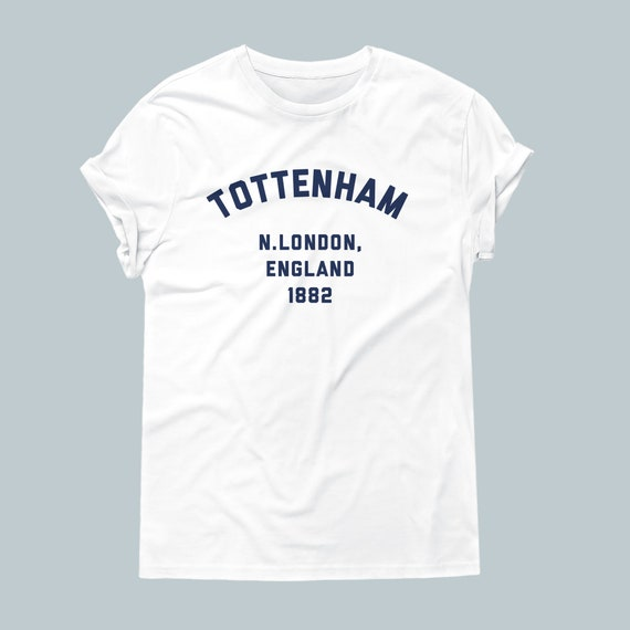 100/% TOTTENHAM FAN CAMO T-SHIRTS MENS