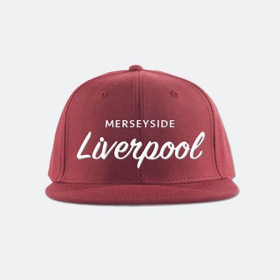 Liverpool FC Classic Snapback Hat - Unisex Premier League Soccer Fan Gift d472e2dbe69